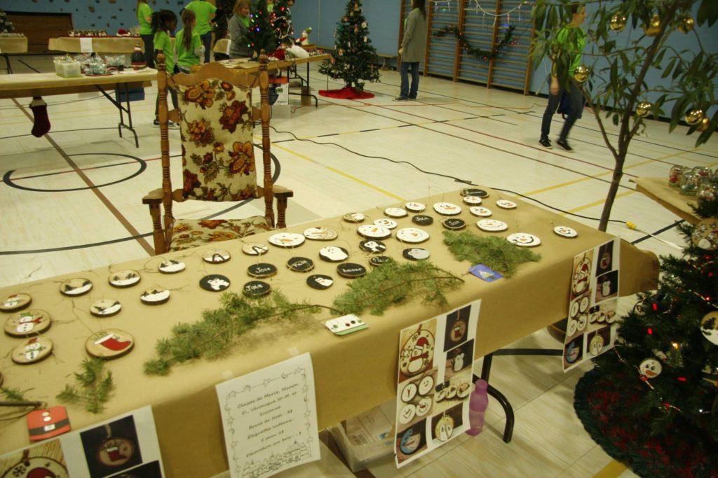 Marché de Noël de l'École Assomption (CSSH)