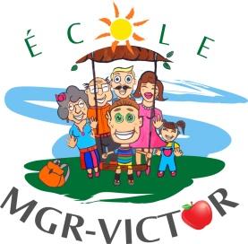 École Mgr-Victor | Persévérance Scolaire | Mobilys